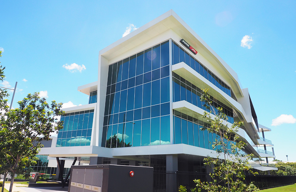 commercial glazing brisbane